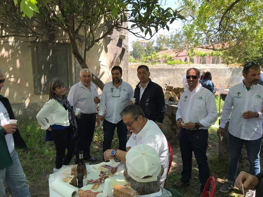 Almoço convívio para os atletas do Remo da Naval, familiares e amigos